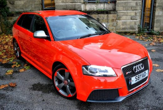 1-Audi-RS3-5-door-body-kit-by-Xclusive-Customz_17132767645_m-520x350 Audi A3 to RS3, 5 Door | Body Kit