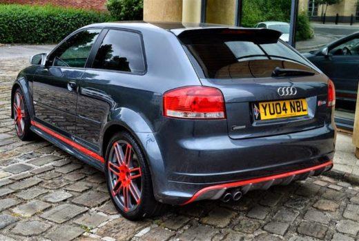 Audi RS3 3 Door