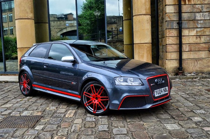 Audi A3 To Rs3 3 Door Body Kit Xclusive Customz