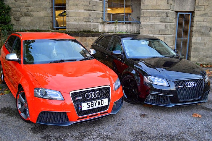 Audi A3 To Rs3 5 Door Body Kit Body Kits Uk