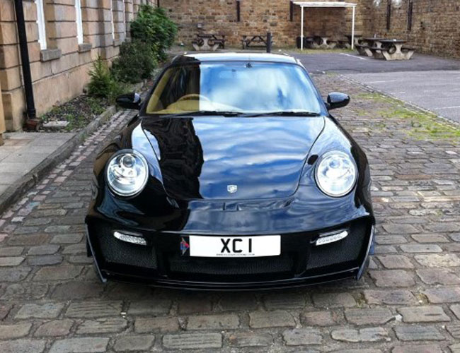 911-Turbo-Wide-Xclusive-Front1 Porsche 911 Turbo Wide Xclusive Front1