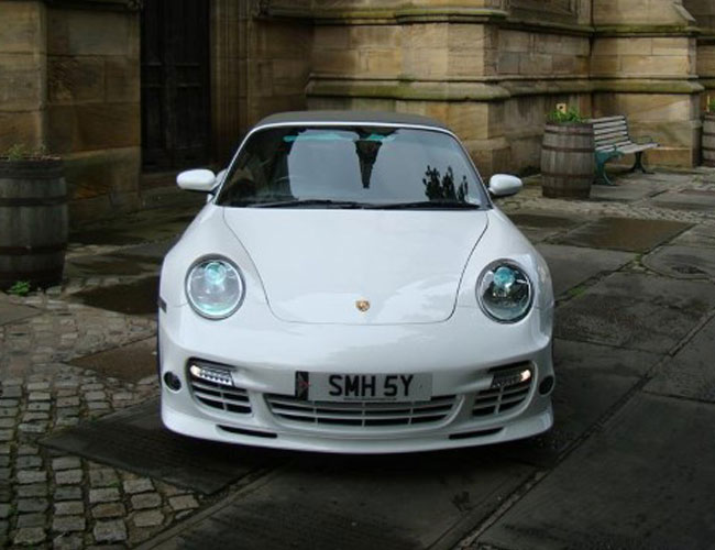 911-Turbo-for-997-Front1 Porsche 911 Turbo for 997 Front1