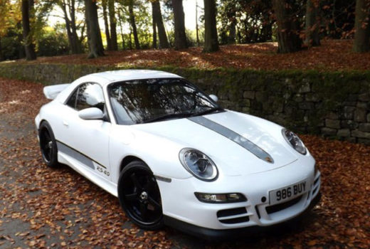 Porsche 996 997 Full Bodykit Front1