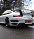 Porsche 996 997 Full Bodykit Rear1