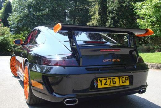 Porsche 996 997 Full Bodykit Rear4