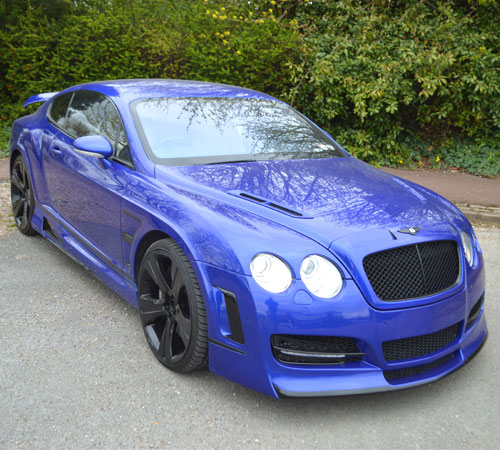 Bentley-GT-Continental-Front1-Xclusive-Customz Bentley-GT-Continental-Front1-Xclusive-Customz