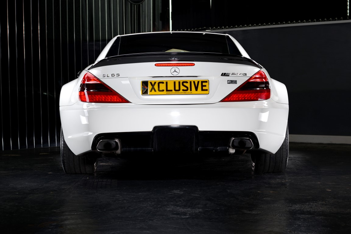 DSC_9425-Medium Mercedes SL65 Xclusive Wide Arch Body Kit