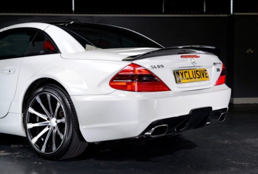 Mercedes SL R230 to SL65 Black Series Xclusive Customz 9