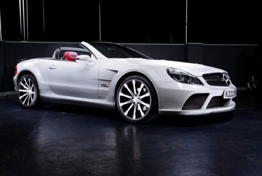 Mercedes SL R230 to SL65 Black Series Xclusive Customz 2