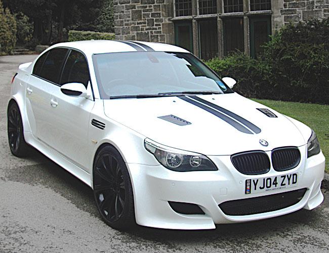 E60-M5-Front1 BMW-E60-M5-Front1