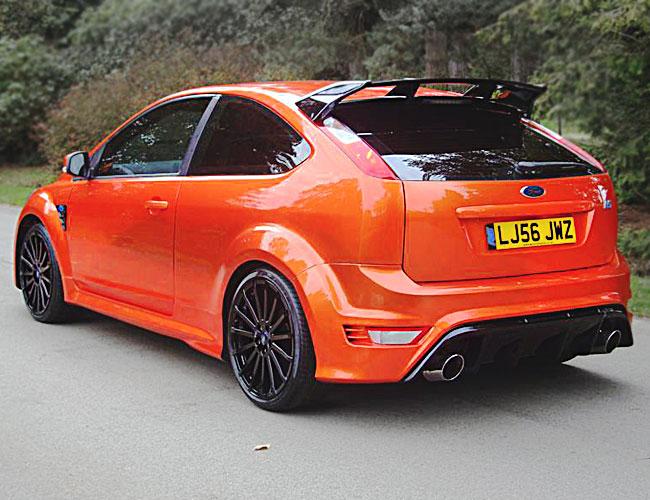 Ford-Focus-RS-3Door-Rear1 Ford-Focus-RS-3Door-Rear1