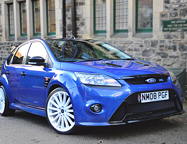 Ford-Focus-RS-5-Door-Front1 Ford-Focus-RS-5-Door-Front1