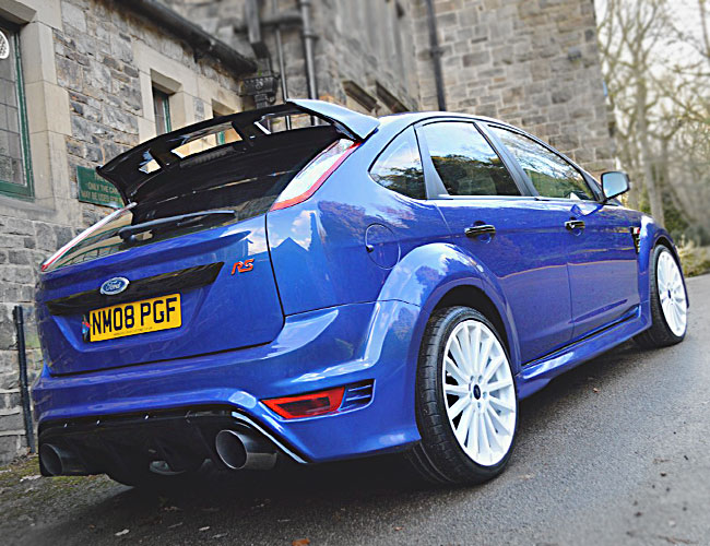 ford focus rs 5 door rear2 body kits uk xclusive customz. Black Bedroom Furniture Sets. Home Design Ideas