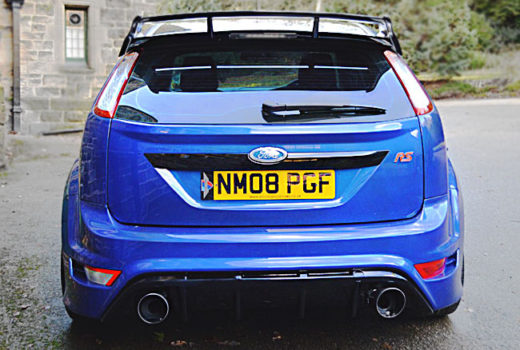 Ford-Focus-RS-5-Doord-Rear1