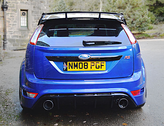 Ford-Focus-RS-5-Doord-Rear1 Ford-Focus-RS-5-Doord-Rear1