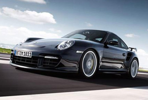 Porsche GT2 Look for 997 Front1