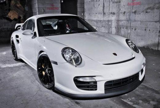 Porsche GT2 Look for 997 Front2