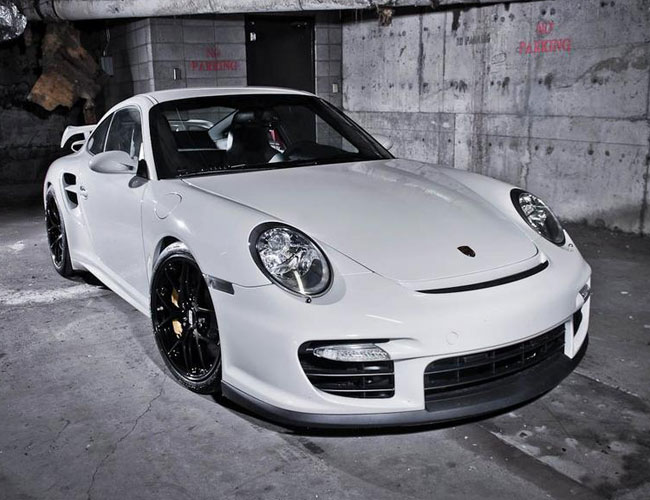 gt2 style body kit for porsche 997 xclusive customz