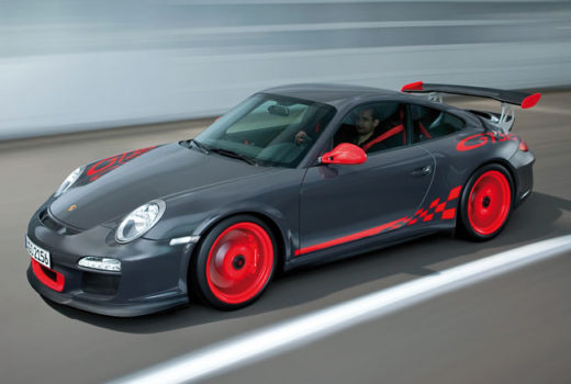 Porsche GT3 Style for 997 Front1
