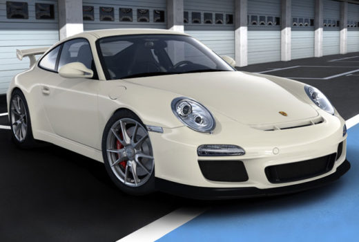 Porsche GT3 Style for 997 Front3