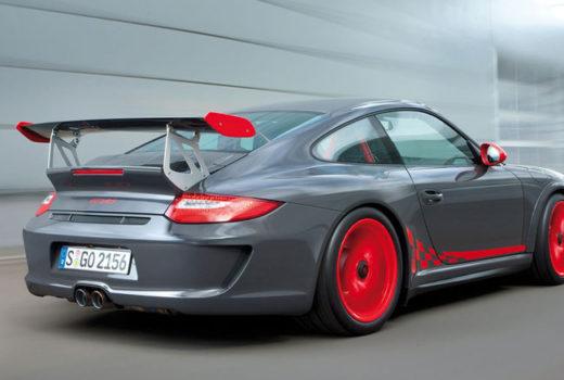 Porsche GT3 Style for 997 Rear1