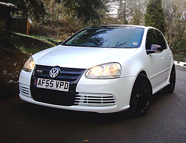 volkswagen golf v to r32 body kit xclusive customz. Black Bedroom Furniture Sets. Home Design Ideas