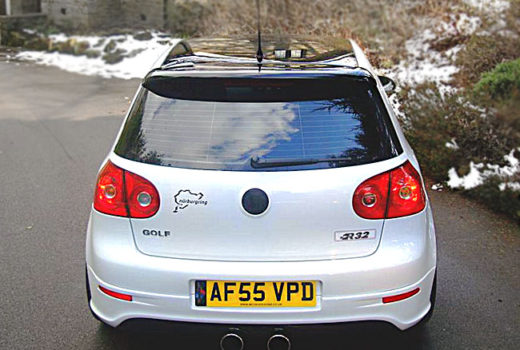 Golf-V-to-R32-Rear1