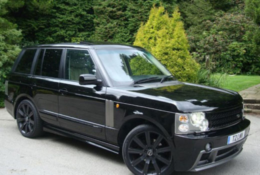 Range Rover Vogue NWide Side2