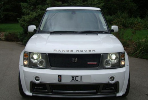 Range Rover Vogue Wide Front3