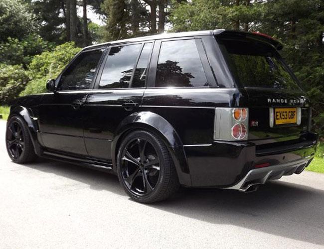 Range Rover Vogue Hse Wide Body Kit Xclusive Customz