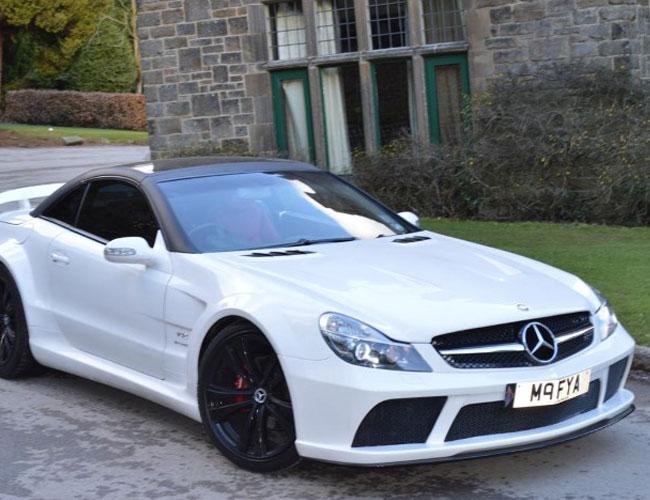 SL-R230-to-SL65-Black-Series-Side1 Mercedes SL R230 to SL65 Black Series Side1