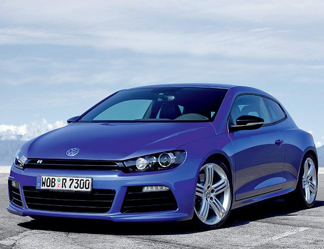 Volkswagen Scirocco To Scirocco R Body Kit Xclusive
