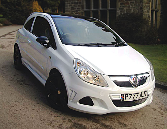 Vauxhall Corsa D Vxr Style Body Kit Xclusive Customz