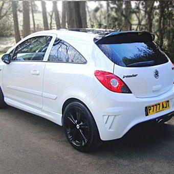 Vauxhall-Corsa-D-VXR-Rear2-340x340 Gallery