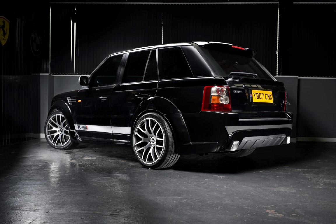 Range Rover Sport Xclusive Wide Body Kit Xclusive Customz