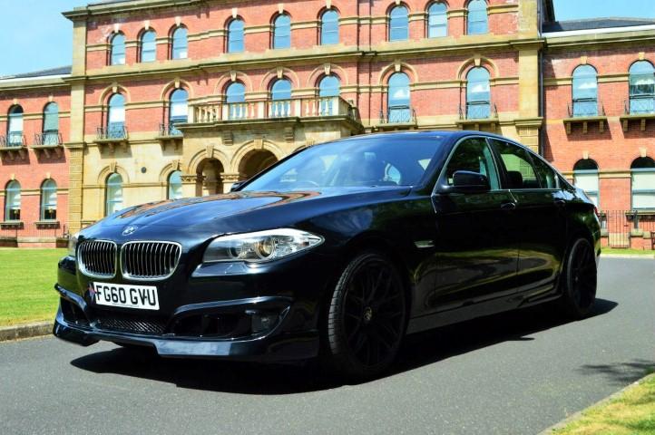57-10 BMW 5 Series F10 Lip Kit