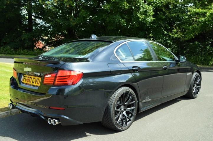 57-5 BMW 5 Series F10 Lip Kit