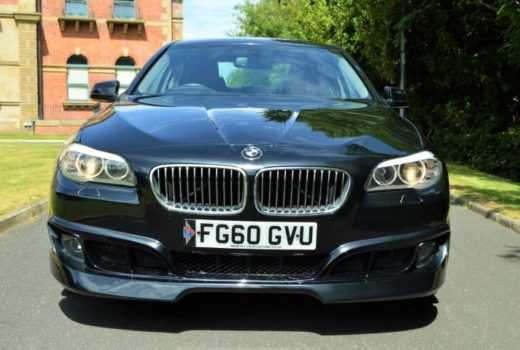 BMW 5 Series F10 Lip Kit