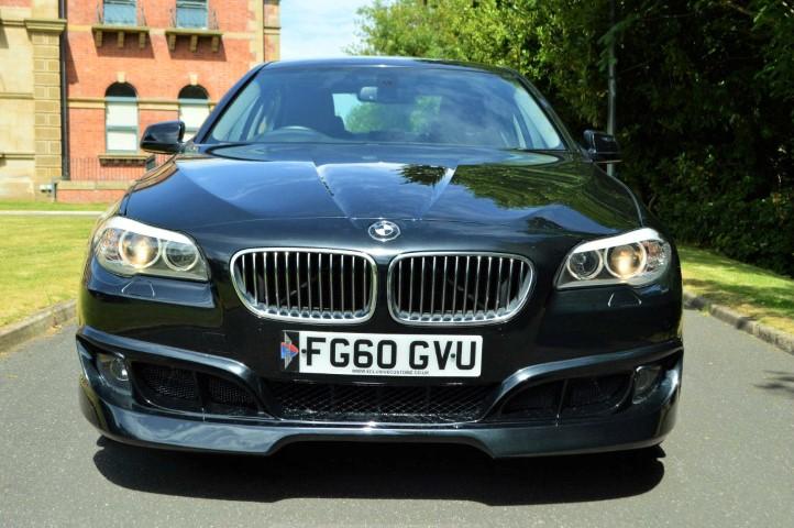 57-8 BMW 5 Series F10 Lip Kit