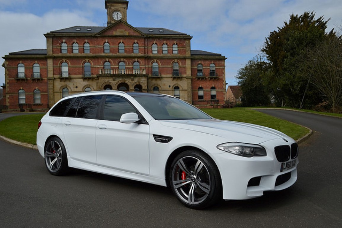 BMW F10 to M5 Estate | Full Body Kit | Xclusive Customz