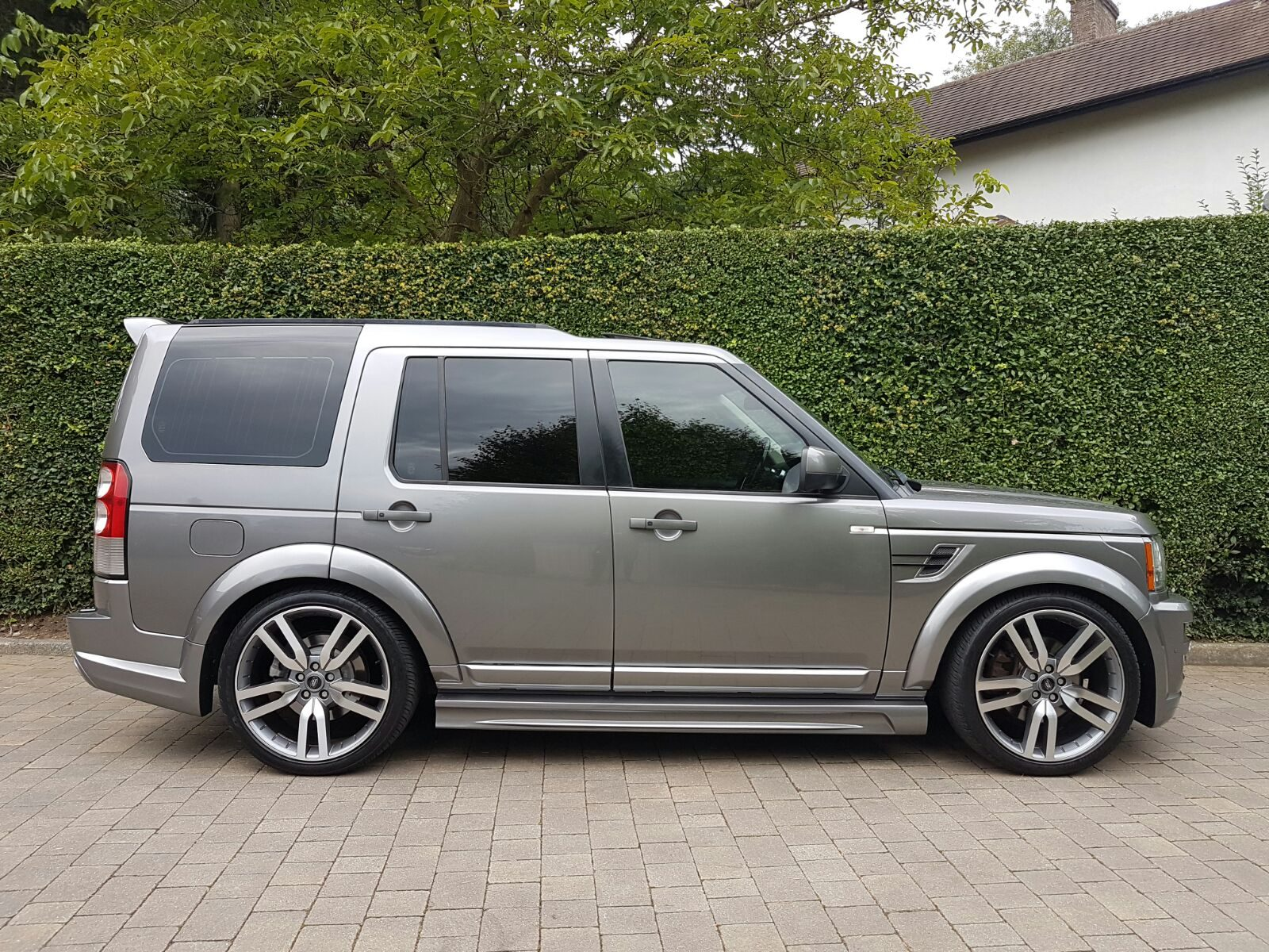 New Land Rover Discovery >> Land Rover Discovery | Full Body Kit | Xclusive Customz