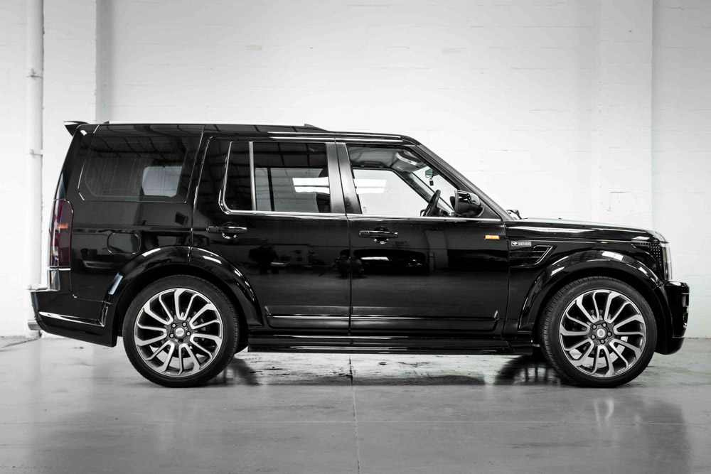 Discovery Sport Land Rover >> Land Rover Discovery | Full Body Kit | Xclusive Customz
