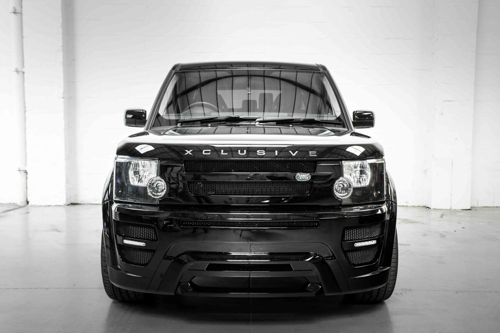 Land Rover Discovery Full Body Kit Xclusive Customz