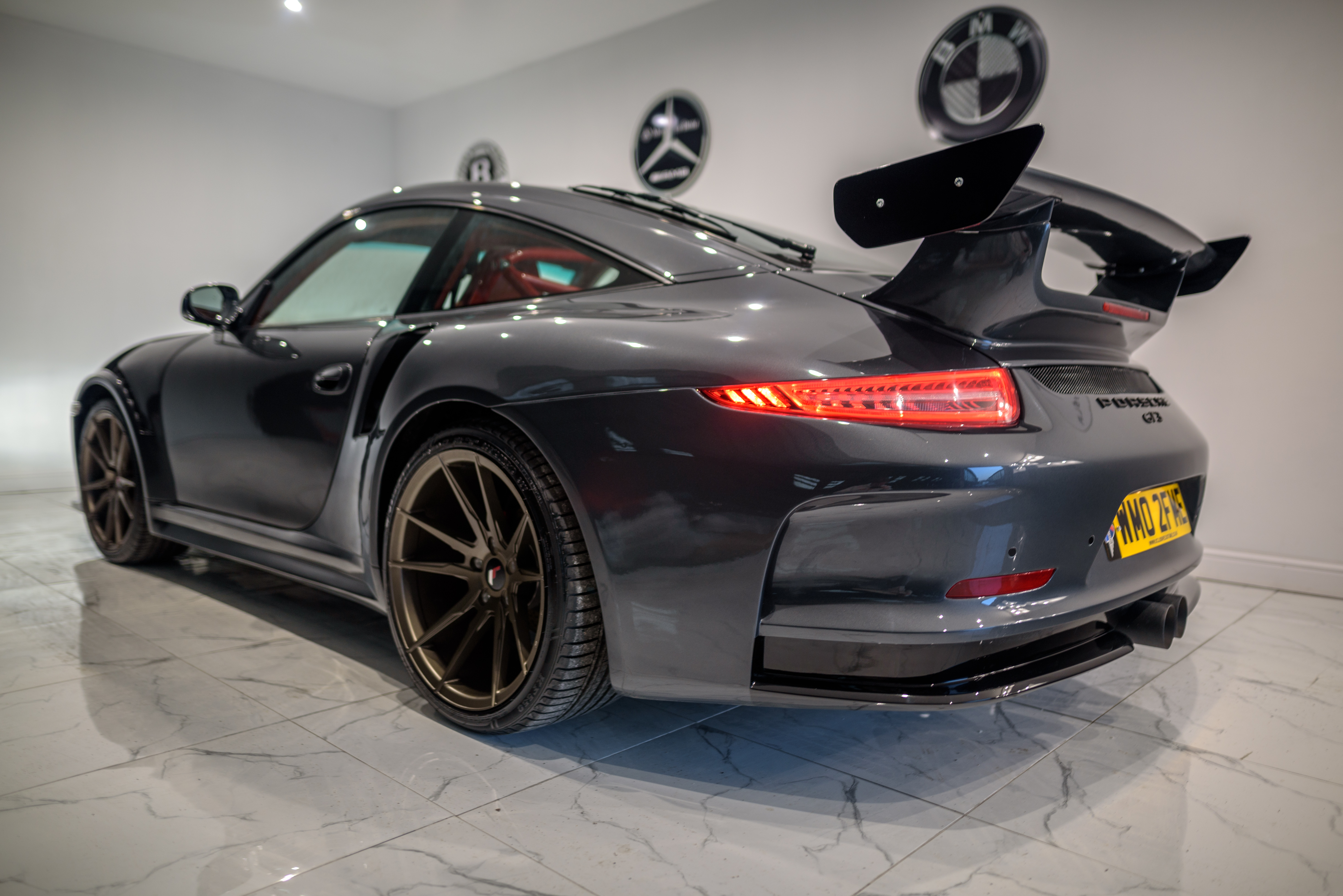 996 to 991 GT3 RS | Xclusive Customz