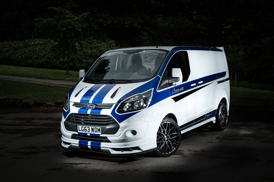 ford transit custom body kit xclusive customz. Black Bedroom Furniture Sets. Home Design Ideas